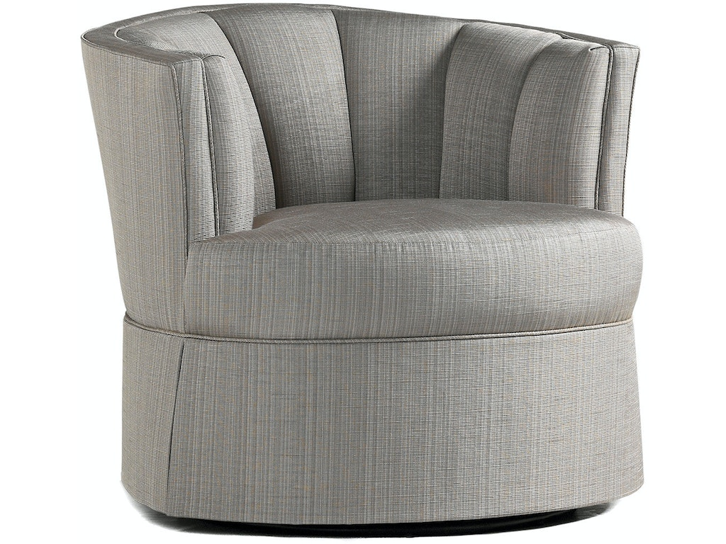 Living Room Jude Swivel Chair With Skirt 165 S At