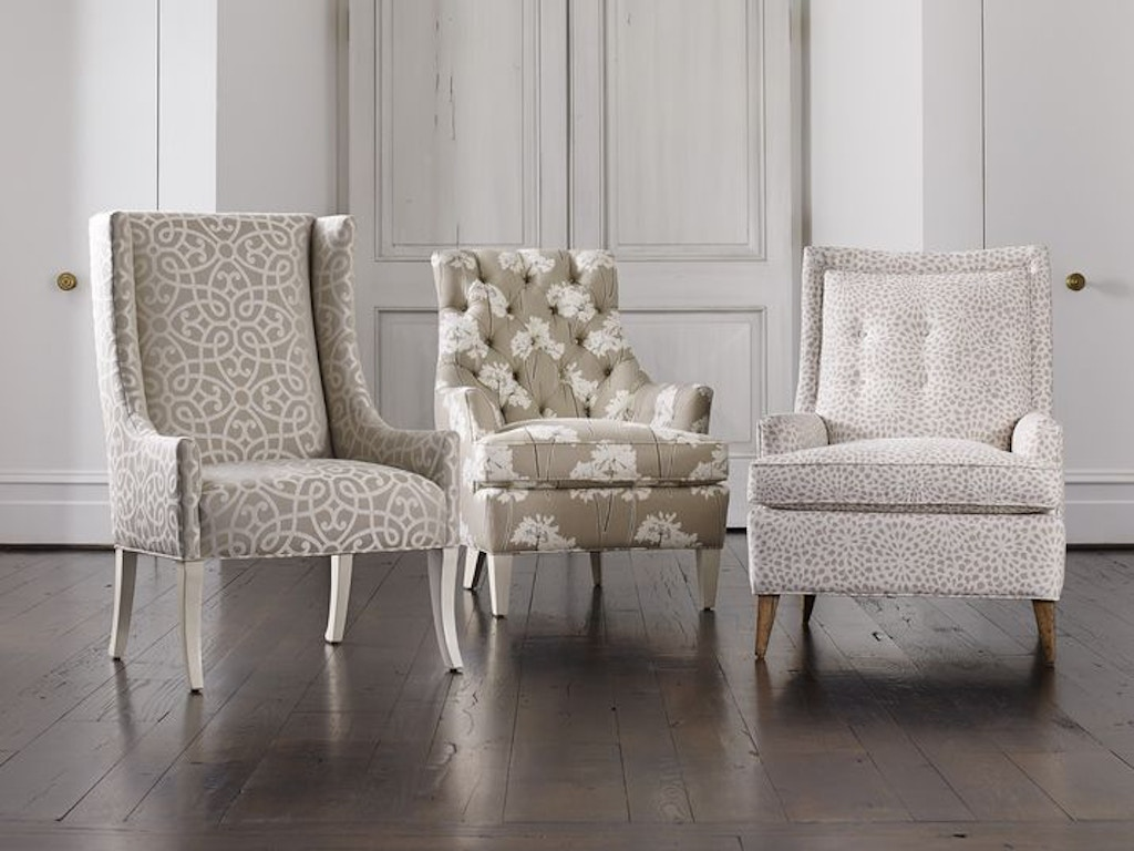 Jessica Charles Living Room Estate Chair 175