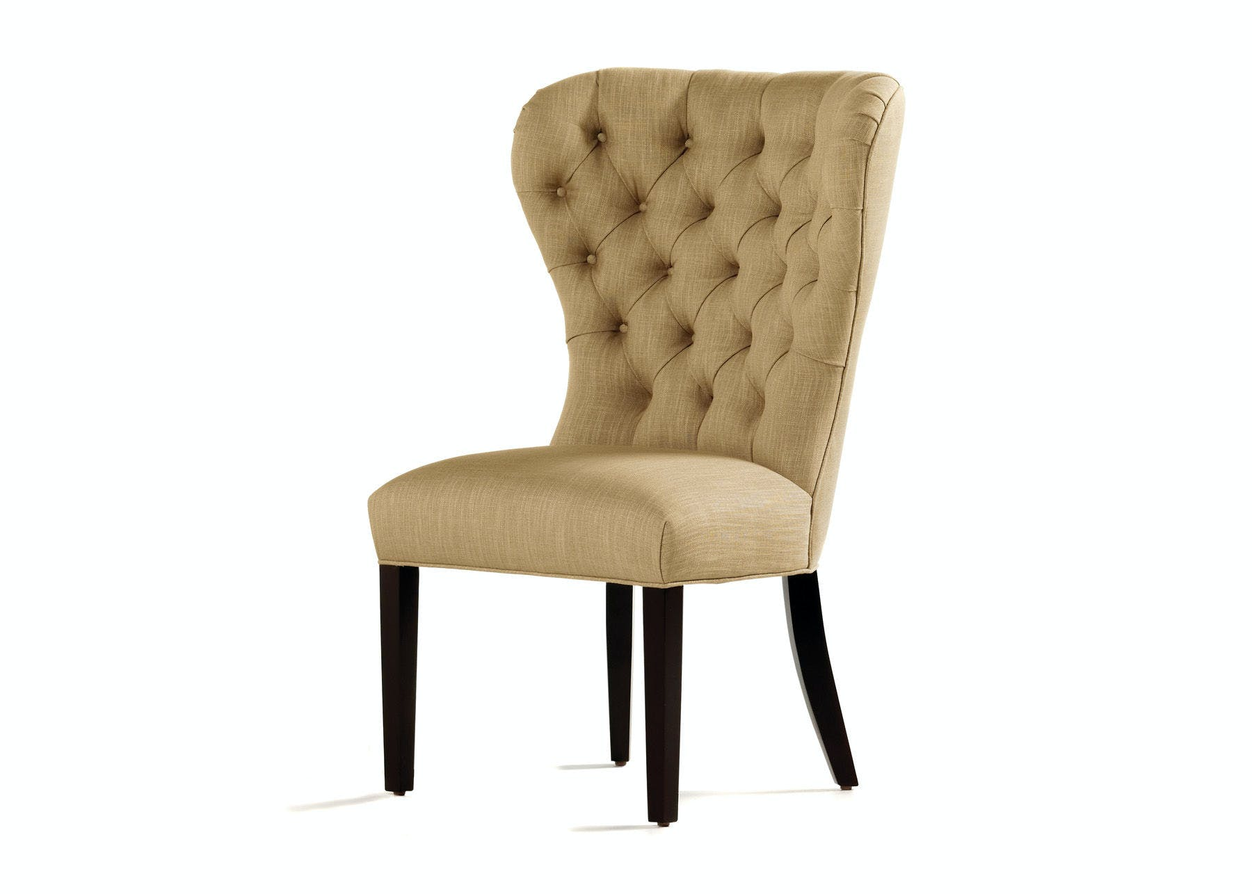 Arbor Home Dining Room Garbo Tufted Dining Chair Arb1917t Walter E Smithe Furniture Design