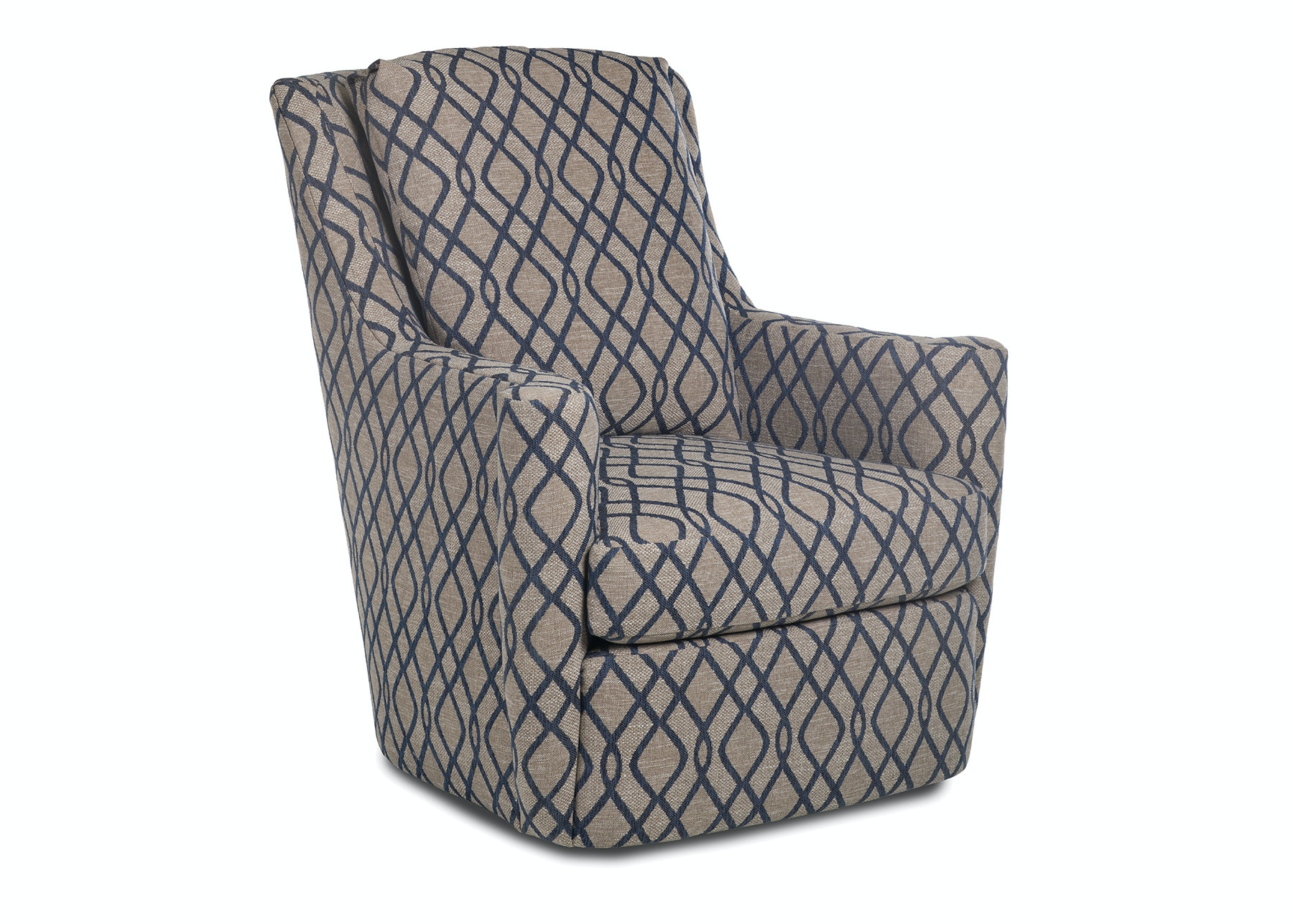 Exceptionnel Arbor Home Journal High Back Swivel Chair 226 S From Walter E. Smithe  Furniture