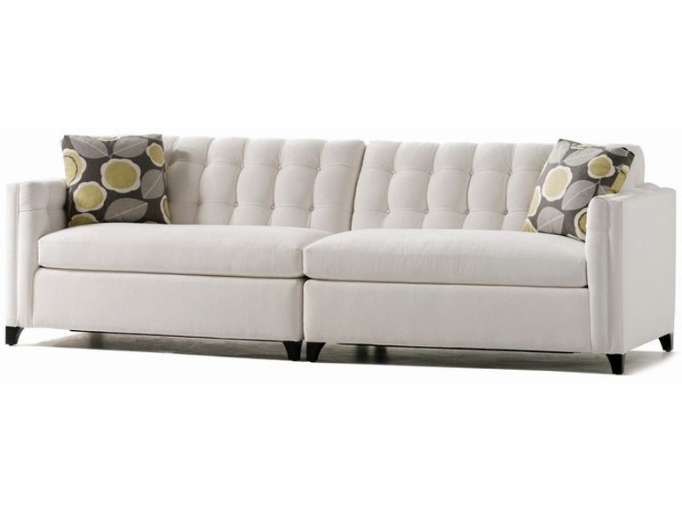 Jessica Charles Living Room Theodore Sectional 2701