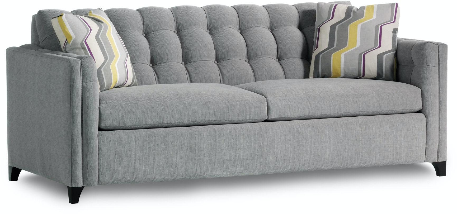 Jessica Charles Living Room Theodore Sleeper Sofa 2703 Norris