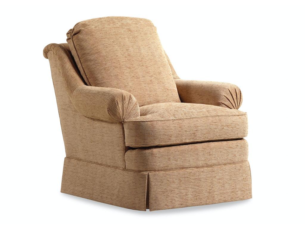 Jessica Charles Living Room Fairfield Swivel Rocker 429-SR