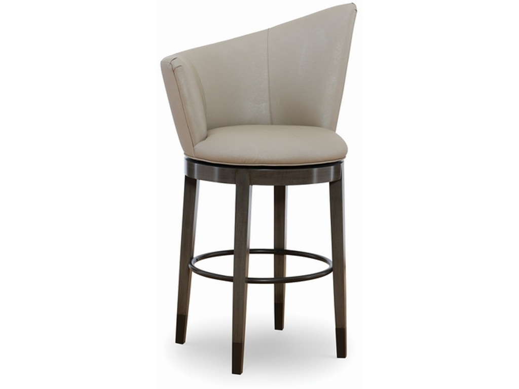 Hickory Chair Dining Room Laurent Bar Stool 1650 04