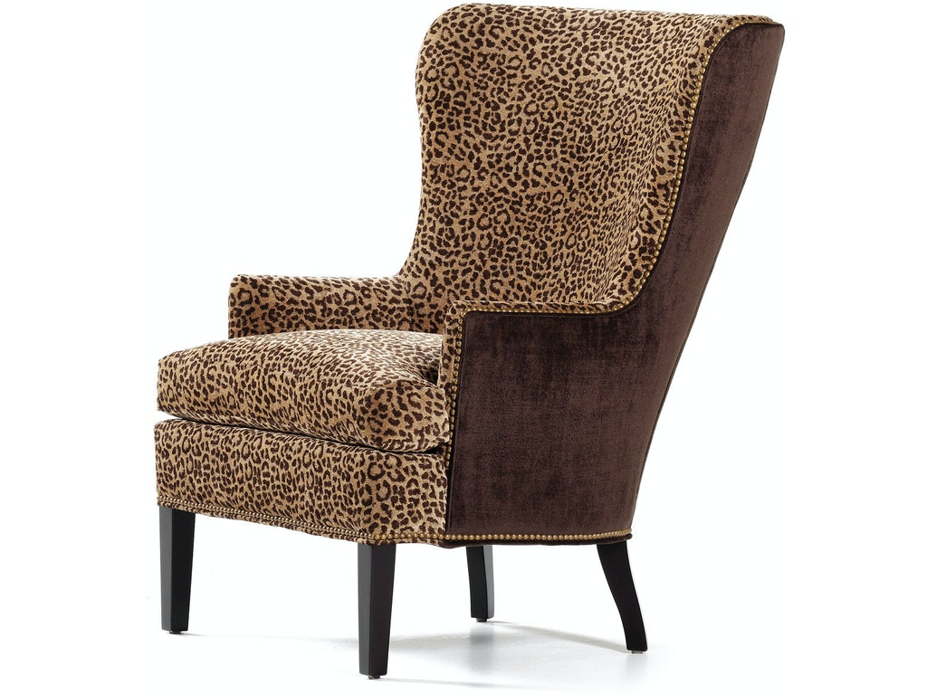 Living room chilton wing chair 619 at greenbaum interiors for Wing chairs for living room