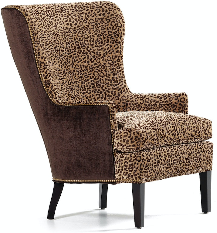 Jessica Charles Living Room Chilton Wing Chair 619