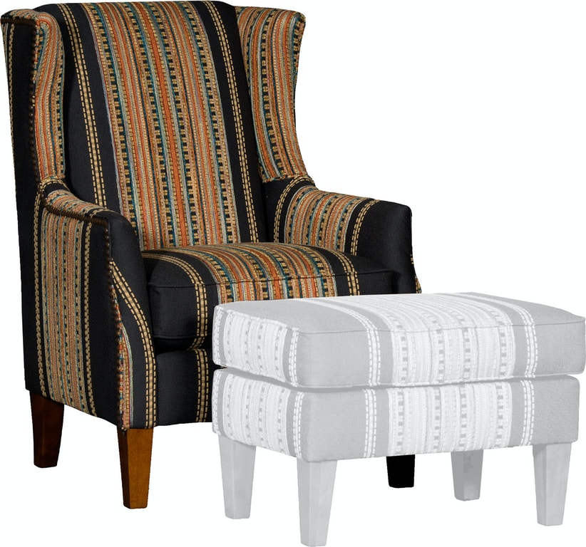 Mayo Manufacturing Corporation Living Room Chair 8840f40