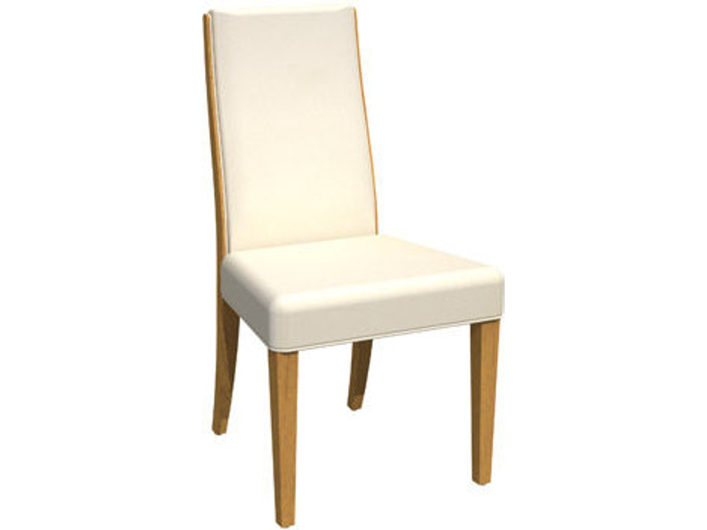 Dinec dining room side chair 3320 finesse furniture for Furniture edmonton