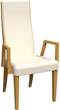 Dinec Dining Room Arm Chair 3361 Finesse Furniture  : 3361f136 from www.finessehomeliving.com size 1024 x 768 jpeg 18kB