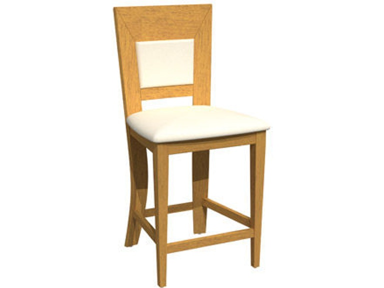 Dinec Bar And Room Stationary Stool 85540 Paul Schatz Furniture Tigard Eugene Or