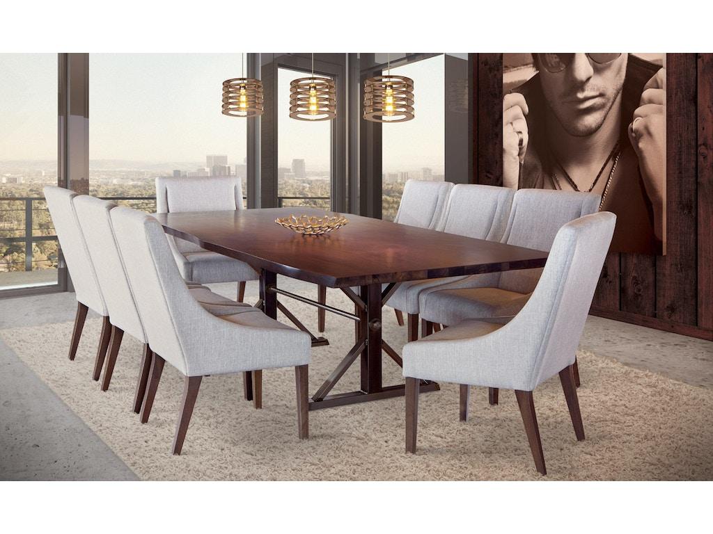 Fdy Furniture Interior Design Edmonton Ab ~ Dinec dining room emily finesse furniture interiors