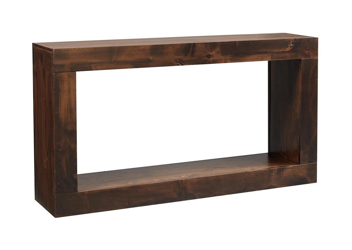 Picture of: Aspenhome Living Room 60 Console Table Du960 Tob Carol House Furniture Maryland Heights