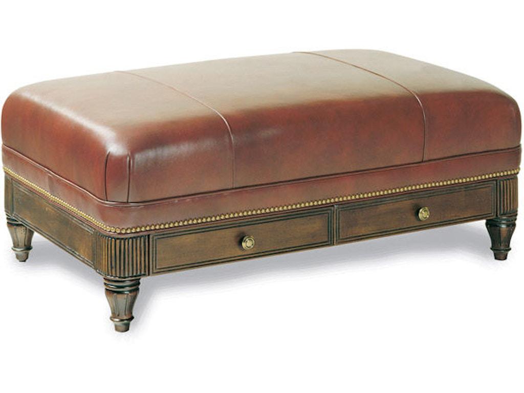 living room robinson cocktail ottoman 084 at greenbaum interiors. Black Bedroom Furniture Sets. Home Design Ideas