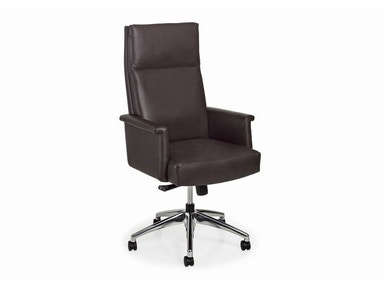 Hancock and Moore Mentor Swivel Tilt Chair With Pneumatic Lift 6217ST-PL