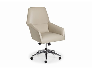 Hancock and Moore Liv Swivel Tilt Chair With Pneuamatic Lift And Casters 6229ST-PL