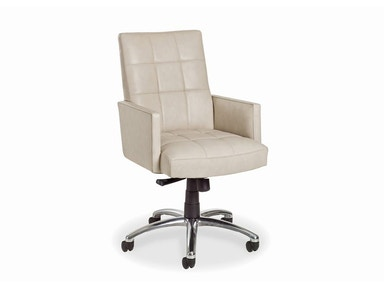 Hancock and Moore Logic Swivel Tilt Chair 6145ST-PL