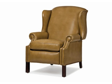 Hancock and Moore Browning High-leg Recliner 1002