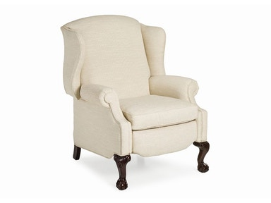 Hancock and Moore Sterling Wing Chair Power Recliner 1004-PR