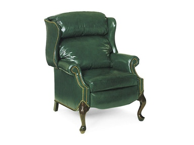 Hancock and Moore Alexander Bustle Back High-leg Recliner 1005