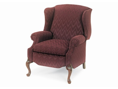 Hancock and Moore Alexander Wing Chair Power Recliner 1006-PR