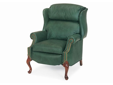 Hancock and Moore Haworth Wing Chair Power Recliner 1025-PR