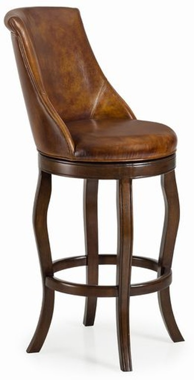 Surprising Hancock And Moore Bar And Game Room Watson Bar Stool 107 30 Gmtry Best Dining Table And Chair Ideas Images Gmtryco
