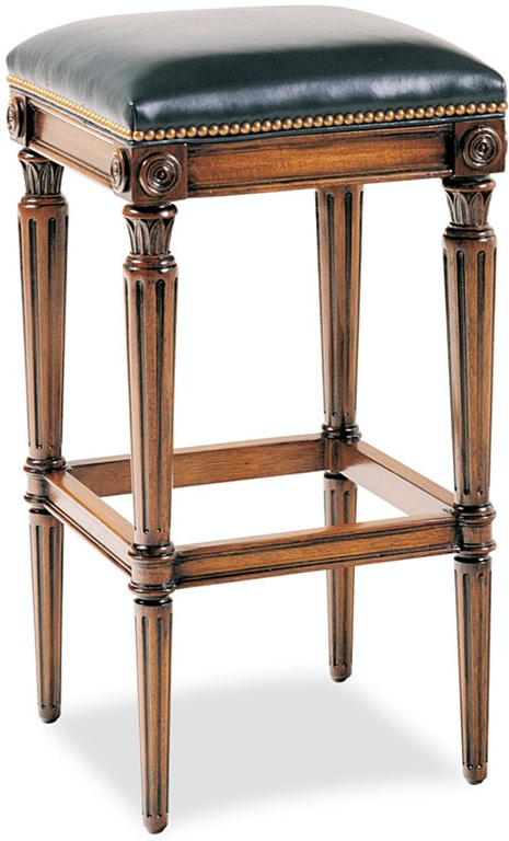Hancock And Moore Bar And Game Room Clay Counter Stool 132