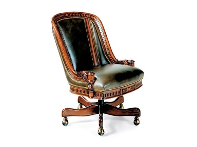 Hancock and Moore Appointment Swivel-tilt Chair 1573ST