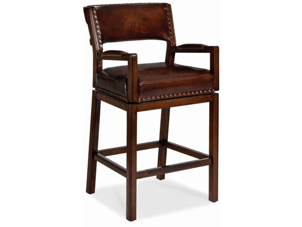 Fine Hancock And Moore Bar And Game Room Steele Farm Swivel Bar Stool Han16030 Walter E Smithe Furniture Design Machost Co Dining Chair Design Ideas Machostcouk