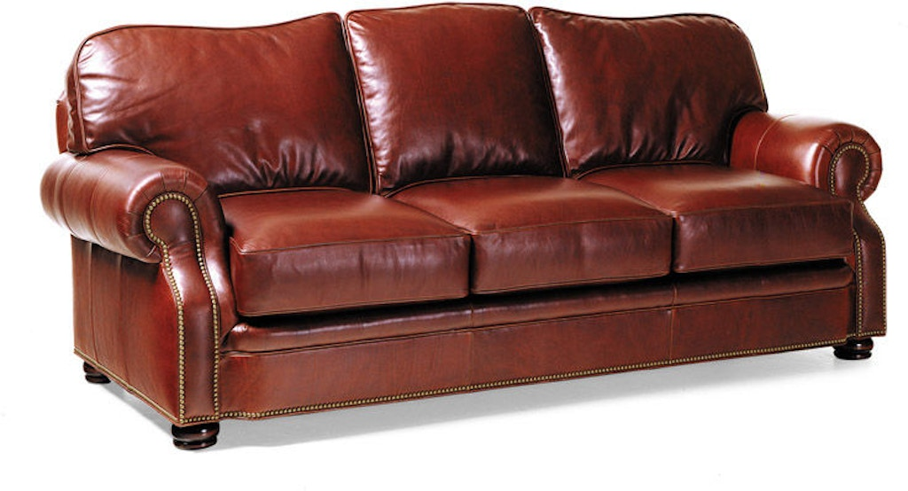 Hancock And Moore Living Room Evening Sofa 1667 Hickory Furniture Mart Hickory Nc