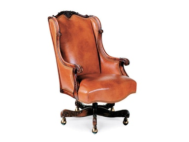 Hancock and Moore Oakley Swivel-tilt Chair 1776ST