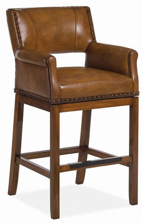 Enjoyable Hancock And Moore Bar And Game Room Club Bar Stool 186 30 Gmtry Best Dining Table And Chair Ideas Images Gmtryco