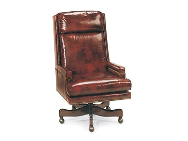 Hancock and Moore Hamilton Swivel Tilt Chair 2812ST
