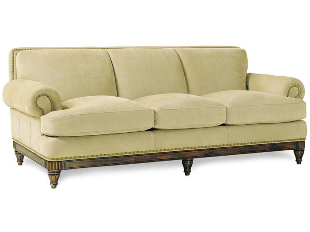 Hancock And Moore Living Room Robinson Sofa 4232 Good 39 S Furniture Kewanee Il