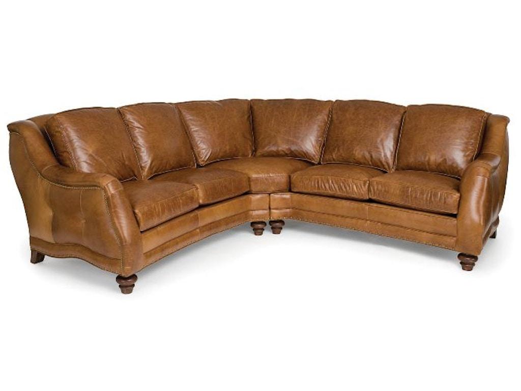 Living Room Sundance Loveseat Sectional 4718laq Swann 39 S Furniture Tyler Tx