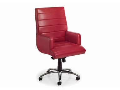 Hancock and Moore Prominent Swivel Tilt Chair 4748ST-PL