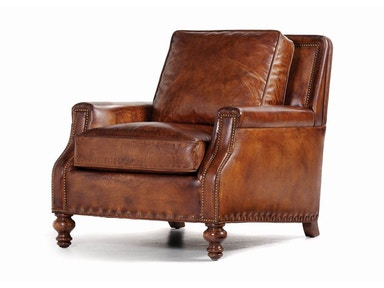 Hancock and Moore Living Room Rugby Club Chair