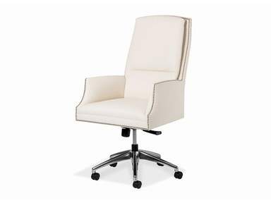 Hancock and Moore Beckett Swivel Tilt Pneumatic Lift Chair 5857ST-PL
