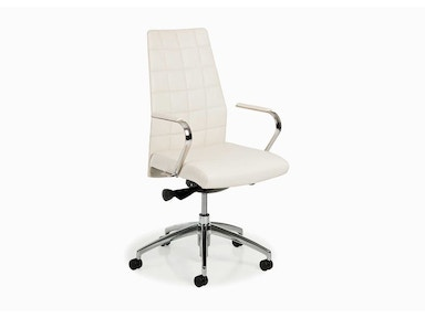 Hancock and Moore Blade Grid Back Swivel Tilt Chair 5884ST-UPH