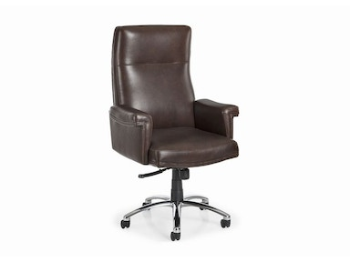 Hancock and Moore Home Office Lee Swivel Tilt Pneumatic Lift Chair