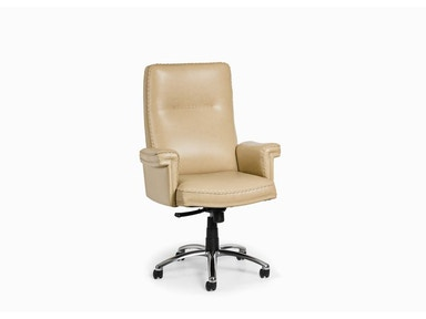 Hancock and Moore Garrett Swivel Tilt Pneumatic Lift Chair 5895ST-PL