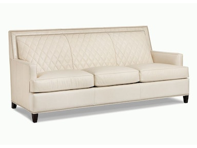 Hancock And Moore Living Room Arrington Quilted Sofa 5911
