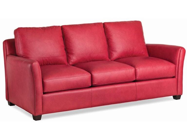 Hancock and Moore Living Room Dana Sofa 6205-3 - McArthur Furniture ...