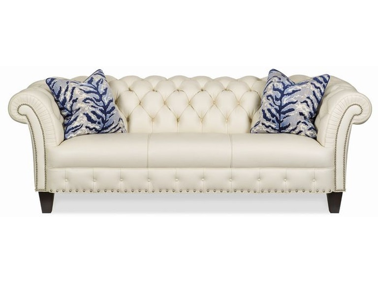 Hancock and Moore Henessey Tapered Leg Sofa 6038-3TL