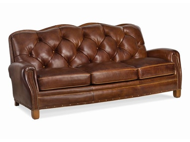 Hancock and Moore Utopia Tufted Sofa 6042-3-T