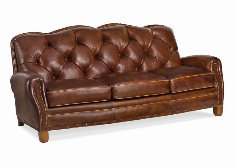 Hancock And Moore Utopia Tufted Sofa 6042 3 T