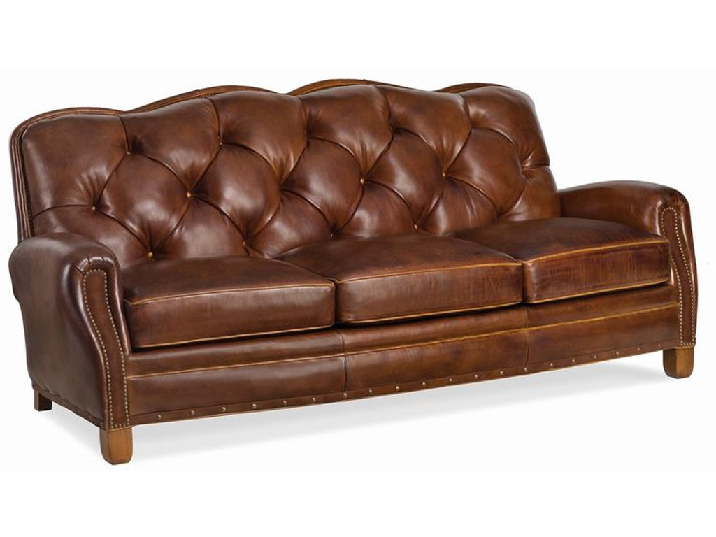 Hancock And Moore Living Room Utopia Tufted Sofa 6042 3 T