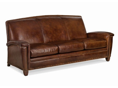 Hancock and Moore French Curve Sofa 6155-3