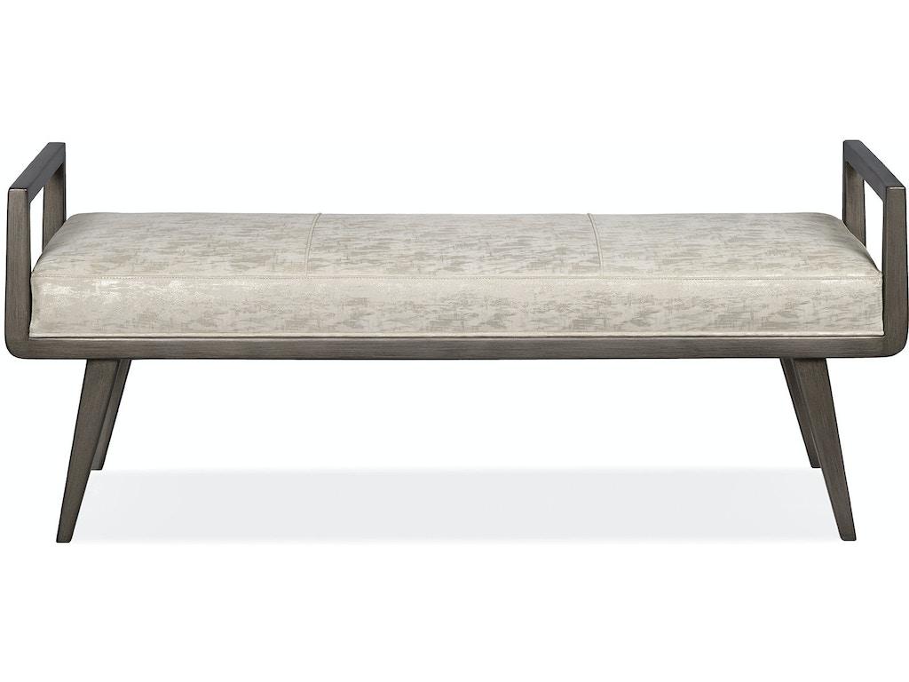 Pleasing Lillian August For Hickory White Living Room Meryl Bed Bench Lamtechconsult Wood Chair Design Ideas Lamtechconsultcom