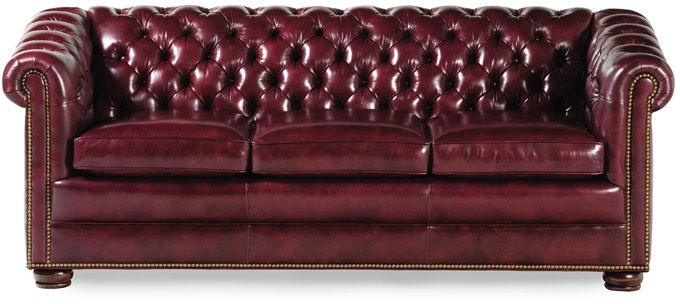 Hancock And Moore Living Room Chesterfield Sofa 8372